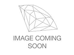 "Bella Luce (R) white diamond simulant 9.00ct princess cut solitaire 18k rose gold over sterling silver pendant with chain. Measures approximately 3/4""L x 3/8""W with a 4mm bail on an 18"" rolo chain with a spring ring clasp."