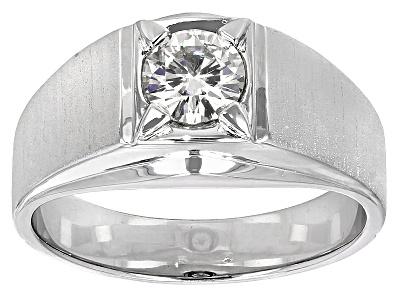 Moissanite Fire R 1 00ct Diamond Equivalent Weight Round