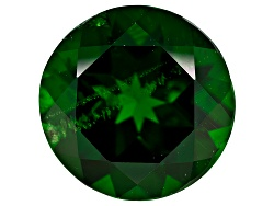 DIR011<br>Russian Chrome Diopside Avg 2.75ct 9mm Round