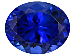 GSL925<br>Signature Tanzanite Minimum 4.00ct 11x9mm Oval, Laser Inscribed,
