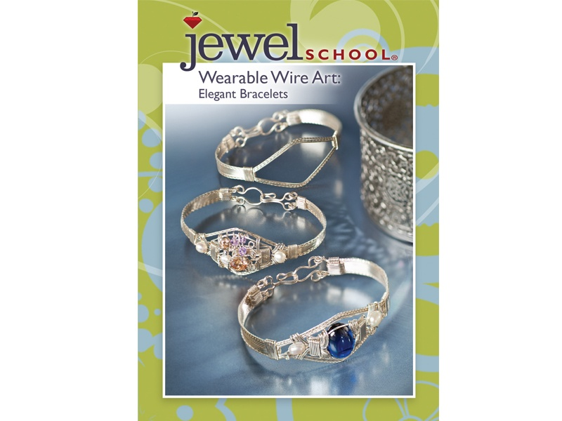 Wearable Wire Art Elegant Bracelets Dvd By Dale Cougar Armstrong Runtime Apprx 119 Minutes