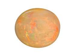 LPV071<br>Ethiopian Opal 24.70ct 22x19mm Oval Cabochon