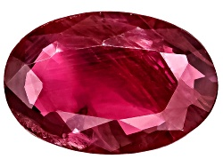RBV403<br>Burmese Ruby Min .30ct 6x4mm Oval