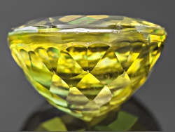 OBR421<br>Madagascan Sphene Min 1.50ct 7mm Round