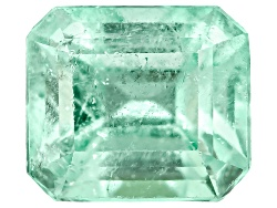 EME1209<br>Colombian Emerald Minimum .75ct Mm Varies Emerald Cut
