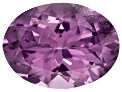 SLV298<br>Tanzanian Lavender Spinel Avg .75ct 7x5mm Oval