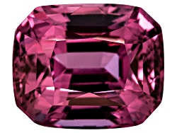 XTG4463<br>Burmese Pink-purple Spinel 7.05ct 11.25x9.33mm Rectangular Octagonal