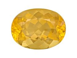FOV947<br>Colheita Fire Opal(Tm) Canary Color Avg 6.00ct 16x12mm Oval