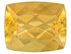 FOC518<br>Colheita Fire Opal(Tm) Canary Color Avg 2.00ct 10x8mm Rectangular Cushion