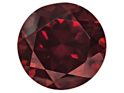 RZR040<br>Tanzanian Red Zircon Min 5.00ct 10mm Round