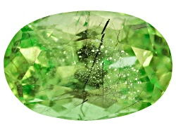 Q1V066<br>Pakistani Ludwigite In Peridot Min 3.00ct Mm Varies Oval