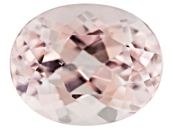 MGV487<br>Mozambique Cor-de-rosa(Tm) Morganite Min 2.75ct 10x8mm Oval