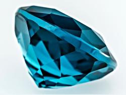 TOR104<br>London Blue Topaz 8.00ct Minimum 12mm Round