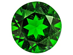 CDR453<br>Russian Chrome Diopside Minimum 3.25ct 9mm Round
