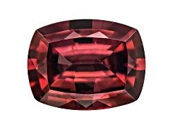 ZR037<br>Tanzanian Red Zircon Minimum 2.25ct 9x7mm Rectangular Cushion