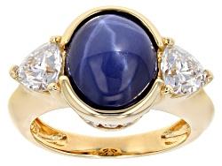 RRB266<br>Remy Rotenier For Bella Luce(R)Lab Created Sapphire & Diamond Simulant Eterno(Tm)Yellow Ri