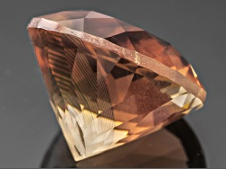 SN075<br>Bi-color Oregon Sunstone From Butte Mine 3.80ct Minimum 11mm Round Mixed Cut Color Varies