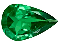 TS096<br>Tanzanian Tsavorite Garnet .33ct Minimum 6x4mm Pear