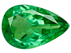 TS107<br>Tanzanian Tsavorite Garnet 1.00ct Minimum Pear Millimeter Size May Vary